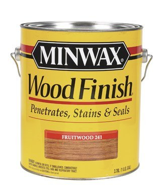 Stain Fruitwood Minwax (STAIN MINWX GL FRUITWOOD)