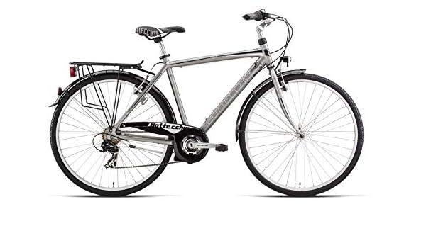 Bottecchia Bicicleta de Hombre 28 205 TY21 6S Antracita H56: Amazon.es: Deportes y aire libre