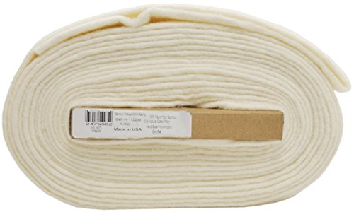 Fairfield Bamboo and Natural Cotton Batting, 45 by 10-Yard by Fairfield