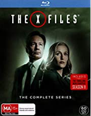 X Files, The: Complete Collection 1-11 (60 DISC) (Blu-ray)