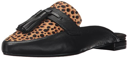 Leopard Print Mule - Aerosoles Women's Best Girl Mule, Black/Gold Combo, 8 M US