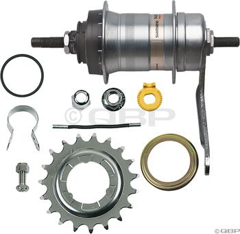 Shimano SG-3C41 Universal Hub Kit Nexus (36H 3 Speed Coater brake) by Shimano
