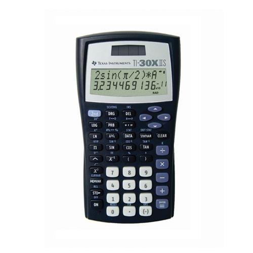 EAI 70332 Texas Instruments TI-30X IIS Scientific Calculator by EAI