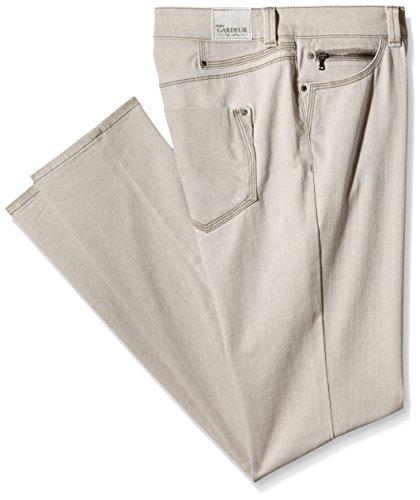 Braun Donna 120 Gardeur Zuri30 Pantaloni Atelier taupe qwIt8a