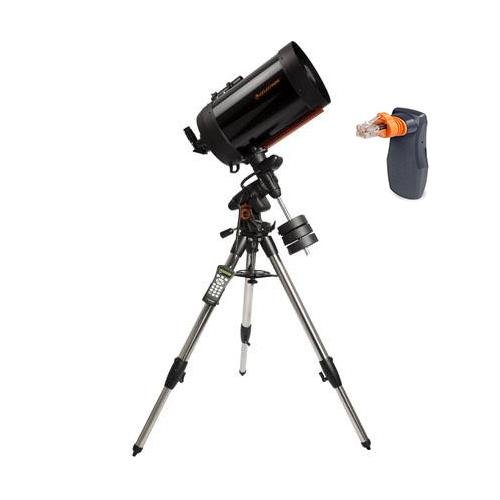 Celestron Advanced VX 11'' Schmidt-Cassegrain Telescope - with Skyportal WiFi Module by Celestron