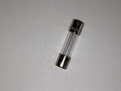 T Inhalt 10St. /Ø x L 5mm x 20mm 4A 125V Tr/äge ESKA UL522.223 UL-Feinsicherung