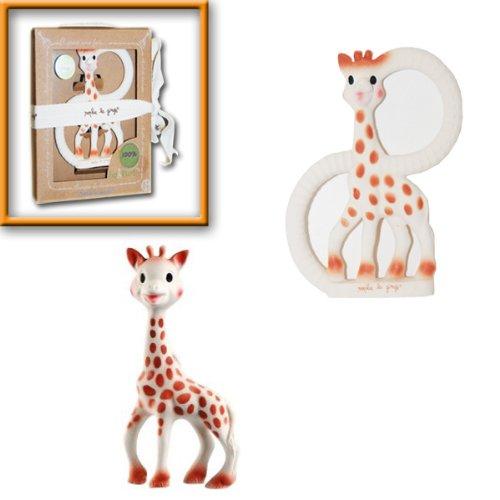 Vulli Sophie Giraffe Teether Toy