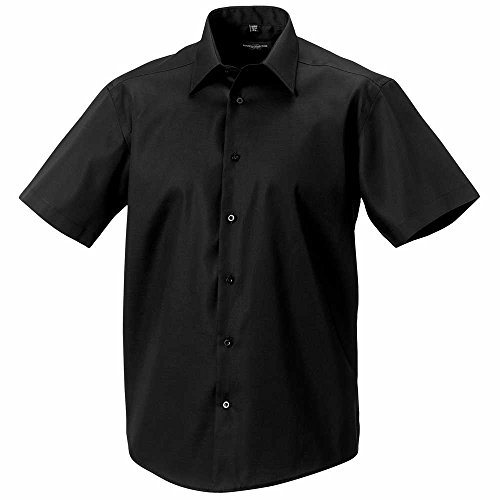 Russell Short Sleeve Tailored Ultimate Non Iron Shirt