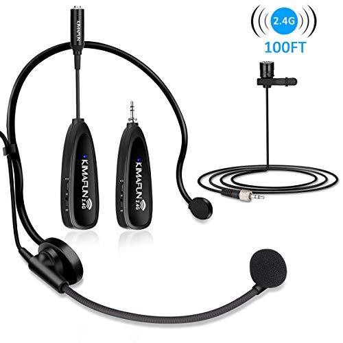 Wireless Microphone Set KIMAFUN