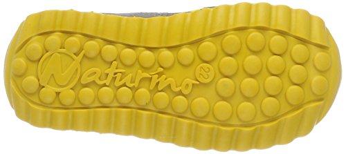 Naturino Deven, Zapatillas Para Niños Mehrfarbig (Piombo-Jeans-Giallo)