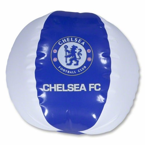 OFFICIALLY LICENSED 8'' Chelsea SOCCER TEAM Beach Ball by CHELSEA OFFICIAL