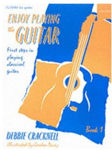 Enjoy Playing the Guitar Book 1 (Tutors for Guitar) (Bk. 1)