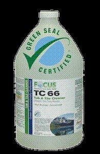 Focus TC66 Tub and Tile Cleaner 1 Gallon 4 Per Case