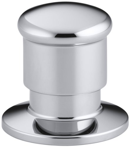 KOHLER K-9530-CP Deck Mount Two-Way Diverter Valve, Polished Chrome by Kohler