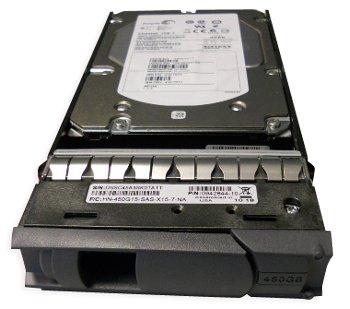 - Netapp X411A-R5 450GB 15K SAS X411_HVIPC420A15 DS4243 SP-411A-R5 SP-411A-R6