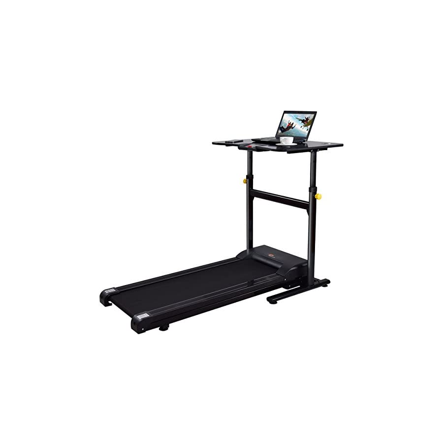 word 39office desks workstations39and. Goplus Treadmill Desk Standing Walking Electric Machine W/Tabletop Height Adjustable Workstation Perfect Word 39office Desks Workstations39and