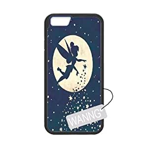 "Peter Pan Tink Fairy Wings Pixie Dust Bun Iphone6 4.7"" Durable Case, Peter Pan Tink Fairy Wings Pixie Dust Bun Custom Case for Iphone6 4.7"" at WANNG"