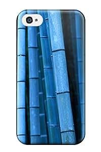 Brenda Baldwin Burton's Shop 7867228K40620126 Premium Case With Scratch-resistant/ Bamboo Case Cover For Iphone 4/4s