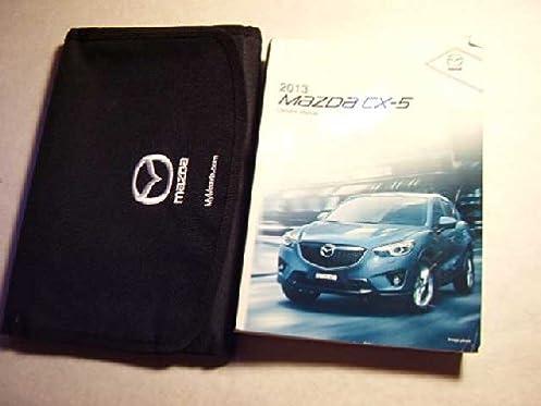 2013 mazda cx 5 owners manual mazda amazon com books rh amazon com Mazda CX-5 Manual Transmission mazda cx 5 owners manual 2018