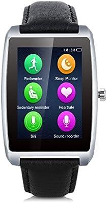 Zeblaze Cosmo-SmartWatch para iphone con Bluetooth, 4,0 ...