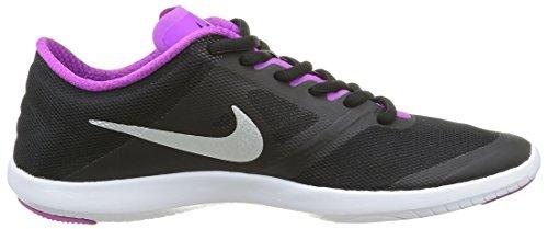 de Silver Black WMNS Noir 2 Nike Metallic Negro Studio Femme Vlt Tennis Trainer hypr Chaussures XvfU7q