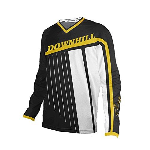 Uglyfrog Downhill Jersey Motorbikes Protective Clothing Long Sleeve Winter Fleece Warm Cycling -