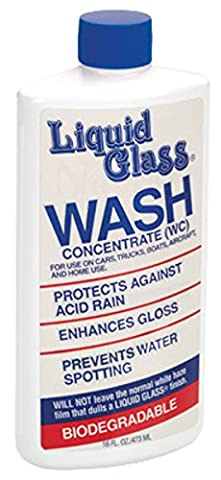 Liquid Glass Wash Concentrate (16 oz.) - Liquid Polish
