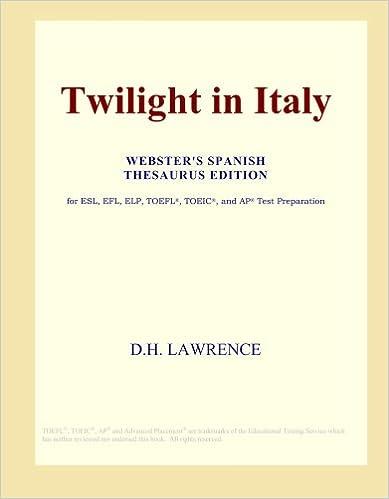 Descargar Torrents En Español Twilight In Italy PDF Gratis