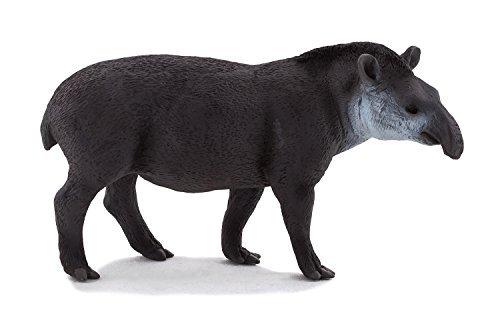 Mojo Fun 387178 Brazilian Tapir  Realistic International Wildlife Toy Replica  New for 2013  by Mojo Fun  Wildlife