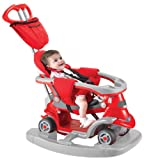 Smart Trike All In One Scooter Stage 5 (Red)