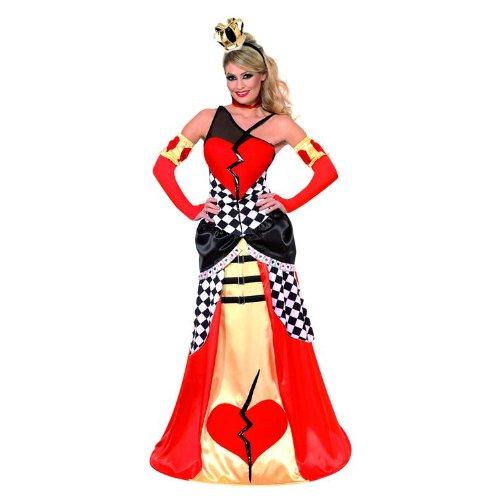 Queen Of The Broken Hearts (Queen Of Broken Hearts Adult Costume Size Medium)