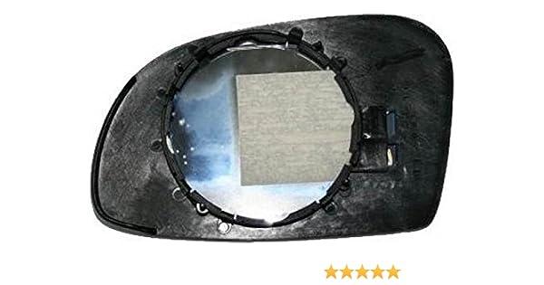 Cristal espejo y soporte de retrovisor Citroen Saxo (96=>99) (99=>) - lado derecho: Amazon.es: Coche y moto