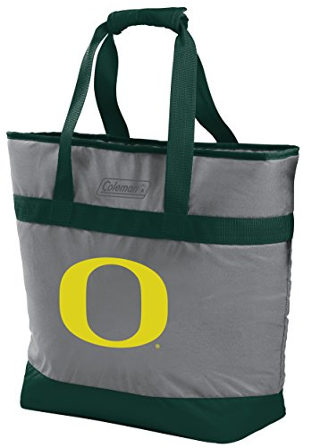 Rawlings NCAA Oregon Ducks Unisex 07883095111NCAA 30 Can Tote Cooler (All Team Options), Green, X-Large