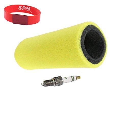 ilter with Spark Plug for Yamaha Rhino 660 450 Replace 5UG-E4451-00-00 ()