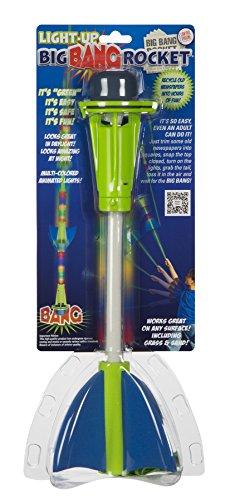 Can You Imagine Light-Up Big Bang Rocket - Big Model Rocket