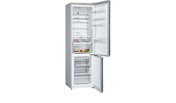Bosch frigorifico combi kgn39xi4a acero inoxidable: 694.23: Amazon ...