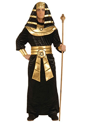 [Plus Size Black Pharaoh Costume Plus] (Pharaoh Adult Mens Plus Size Costumes)