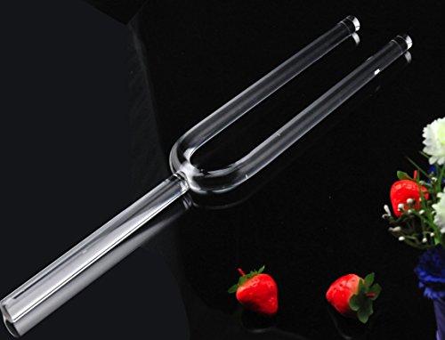 CVNC Chakra B Note Crown Crystal Tuning Fork Diameter 16mm by CVNC (Image #1)