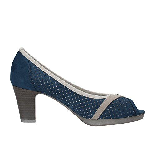 Collection Donna Camoscio Camoscio Camoscio Nero Blu Mary Decolte Beige vpBSFnwqx   a57410