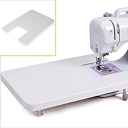 Amazon Whitelotous Domestic Sewing Machine Extension Table Awesome Adjustable Sewing Machine Extension Table