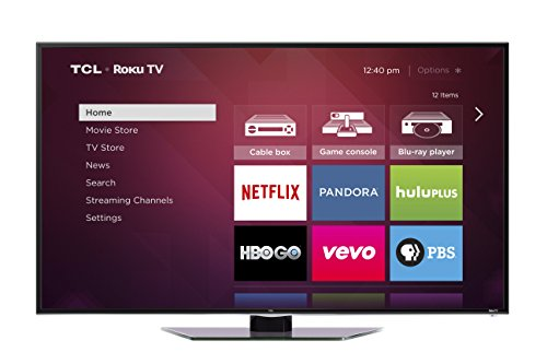 TCL 40FS4610R 40-Inch 1080p Smart LED TV (Roku - Tcl Lcd 40 Inch Tv