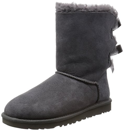 W Grey Stivali UGG Bow Bailey donna Yp0SCw
