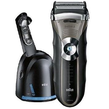 Amazon.com: Marca Nueva afeitadora Braun Series 3 390 CC-4 ...