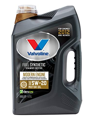 2007 Hyundai Accent Engine - Valvoline  Modern Engine SAE 5W-20 Synthetic Motor Oil 5 QT