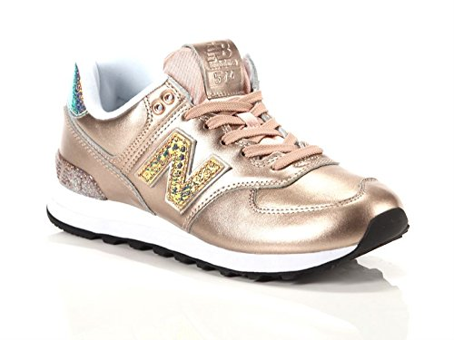 new balance donna 574 in pelle