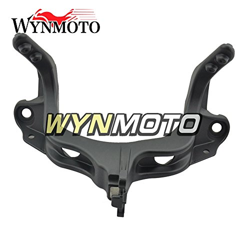 WYNMOTO Motorcycle Fairing Upper Stay Fixation K4 K5 2004 2005 04 05 Headlight Bracket For SUZUKI GSXR 600 GSX-R 750