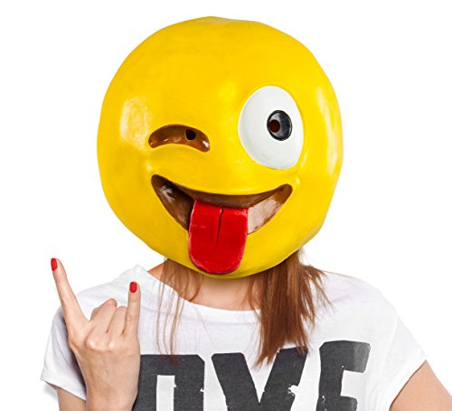 BigMouth Crazy Wink Mask