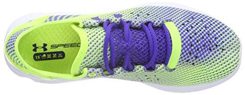 Under Armour UA W Speedform Apollo Pixel - zapatillas de running de material sintético mujer amarillo - Gelb (HVY 731)