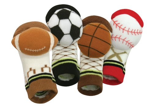 Stephan Baby Non Skid Rattle Sports