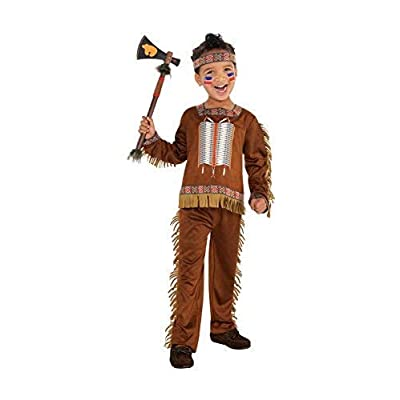 Little Boys' Native American Indian Costume: Toys & Games